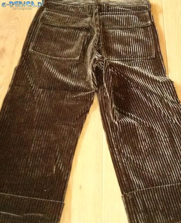 Sprzedam spodnie z grubego sztruksu Ogłoszenia | E dębica